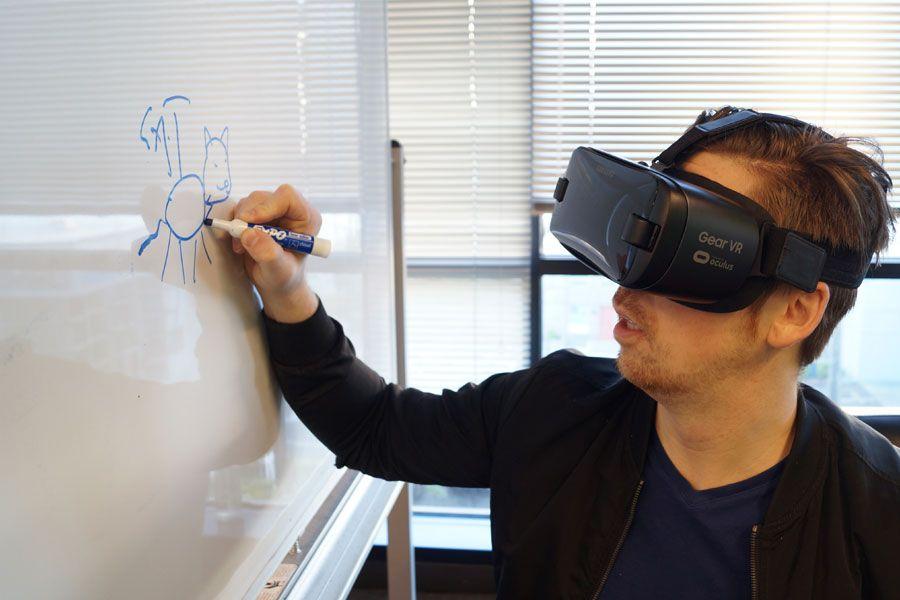 Trabajar con realidad virtual