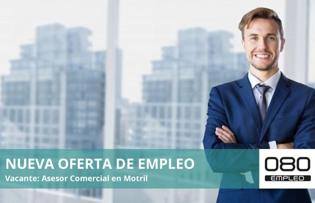 Asesor Comercial en Motril