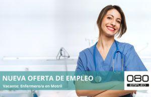 oferta de enfermero en Motril